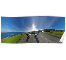 Donegal Bay - Panorama Poster