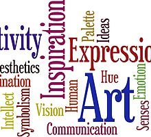 Creativity, Art and Self-Expression by AntiqueImages