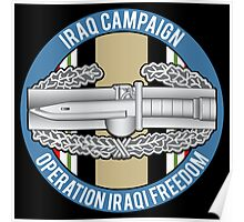 Combat Action OIF Poster