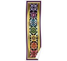 Chakra Ascension Banner Poster