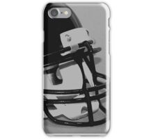 football helmet iPhone Case/Skin