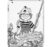 FISHIN iPad Case/Skin