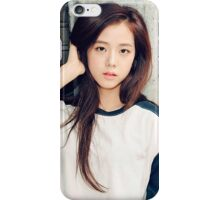 jisoo blackpink iPhone Case/Skin