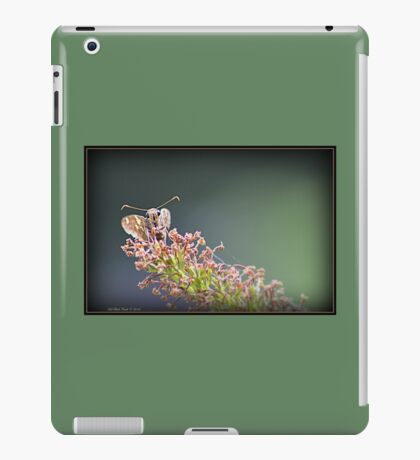 Most Cute and Curious Peck's Skipper in the World iPad Case/Skin