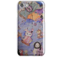 kawaii circus iPhone Case/Skin