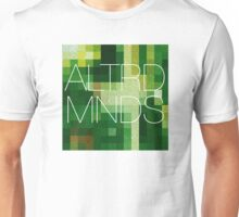 ALTERED MINDS PIXEL BLOCK Unisex T-Shirt