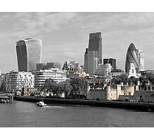 Cityscape - London Photographic Print