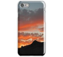 Sunset Over Mountains in Nevada (part 2) iPhone Case/Skin