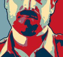 Jim Hopper for President! Sticker