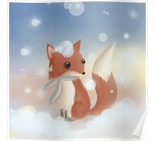 The Fox and the Snow Poster