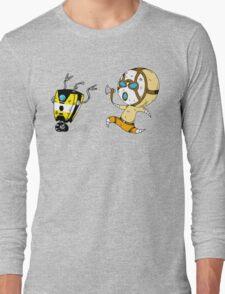 Shut Ya Trap! Long Sleeve T-Shirt
