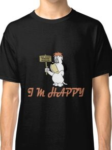 Droopy Dog Cartoon Classic T-Shirt