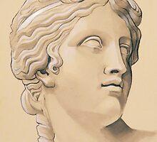 Athena by insanaty