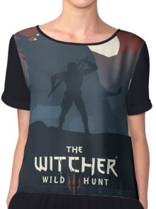 The Witcher Chiffon Top