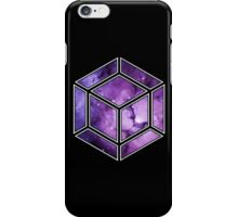Galaxy Hypercube iPhone Case/Skin