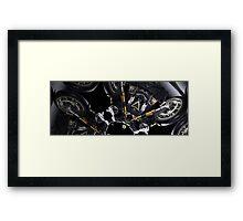 ducati's dream Framed Print