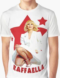 Raffaella Carra Italian Diva Amazing design! Graphic T-Shirt