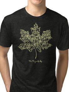 The Tragically Hip  Tri-blend T-Shirt