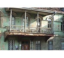 Old City, old house Photographic Print