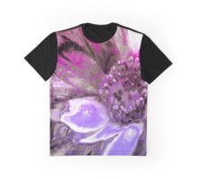 In Sunlight, Petunia Reflections Graphic T-Shirt