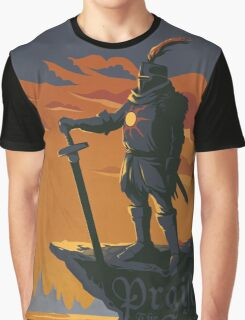Praise the Sun Graphic T-Shirt