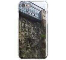 On edge iPhone Case/Skin
