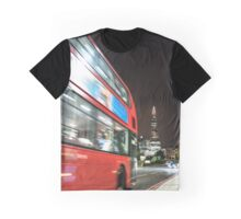 bus in london Graphic T-Shirt