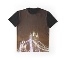 tower bridge view  Graphic T-Shirt