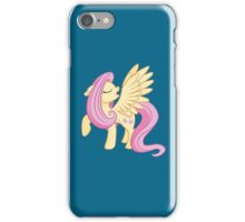 Fluttershy The Model iPhone Case/Skin