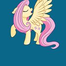 Fluttershy The Model by Stephanie Whitcomb