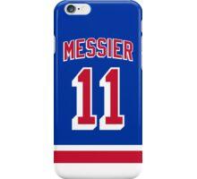 New York Rangers Mark Messier Jersey Back Phone Case iPhone Case/Skin