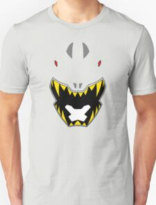 Dino Charge Silver Power Ranger / Kyoryu Silver Unisex T-Shirt