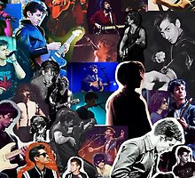 Alex Turner Collage  by Paradise-Prints