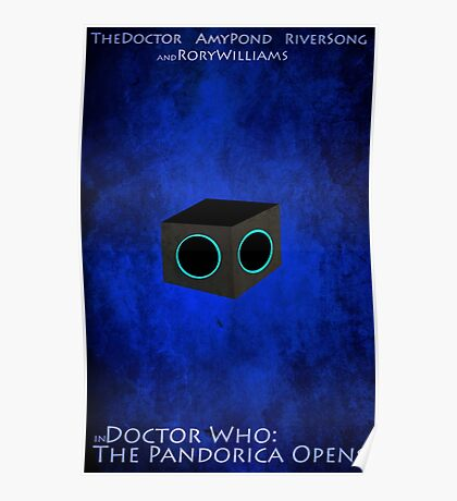 Doctor Who: The Pandorica Opens Poster