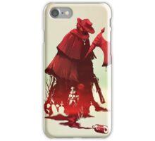 FATHER GASCOIGNE iPhone Case/Skin