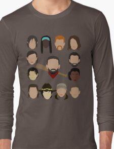 Who did Negan kill? Long Sleeve T-Shirt
