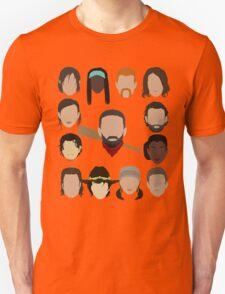Who did Negan kill? Unisex T-Shirt