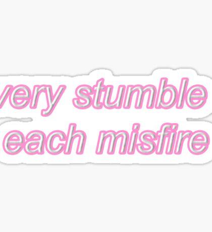 Good Grief 1 Sticker
