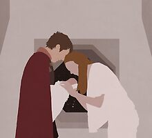 Doctor Who - Family Reunion (Minimalist) by eclecticmuse