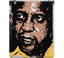 CHRIS HANI iPad Case/Skin