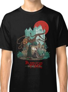 Blood Echo Time Classic T-Shirt