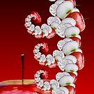 apple worm by tinncity