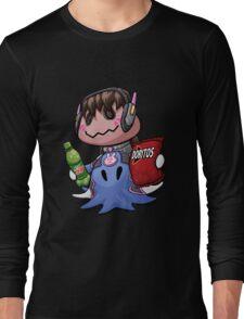 Mimikyu D.Va Long Sleeve T-Shirt