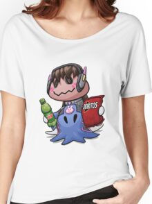 Mimikyu D.Va Women's Relaxed Fit T-Shirt