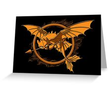 Dragon Games Greeting Card