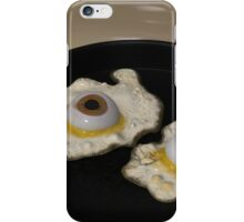 Fried or Scrambled? iPhone Case/Skin