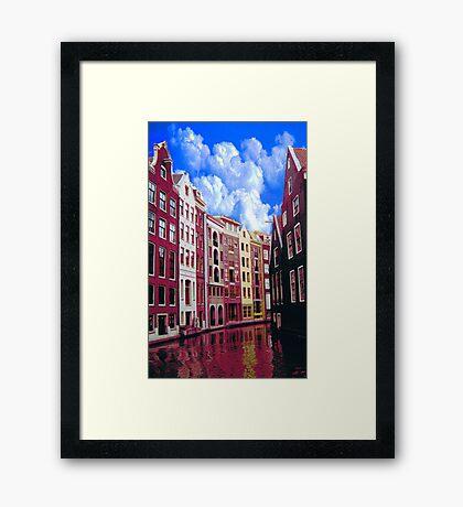 waterhouses Framed Print