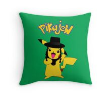 Pikachu - Pikajew , Pokemon Throw Pillow