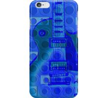 les paul study iPhone Case/Skin