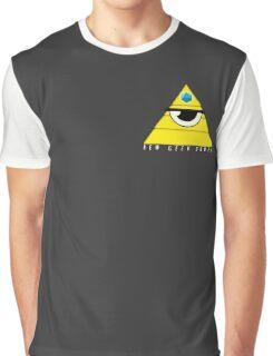 New Geek Order Illustration Graphic T-Shirt